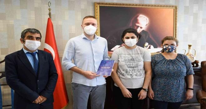 Kurum Çalışanlarından Pandemide Saklı Yaşamlar Kitabı