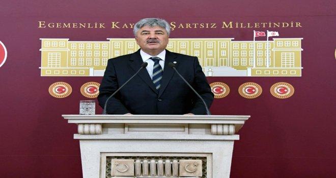 İYİ Parti vekili Ergun'dan sulama önergesi