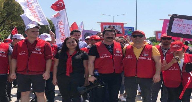 Muğla CHP Gençlerinden 1 Mayıs mesajı